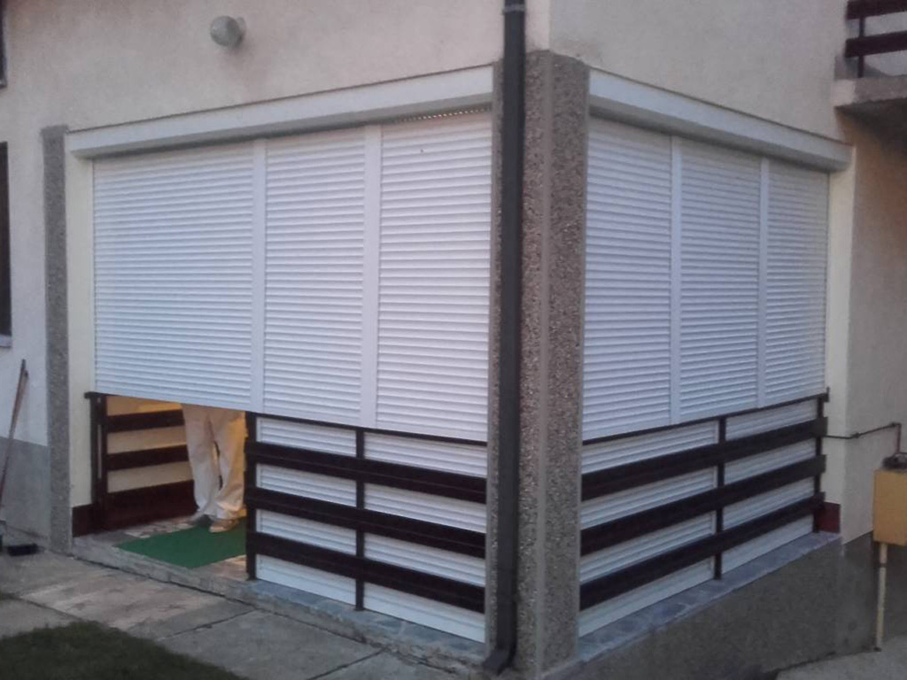ALU AND PVC S-MAX Awnings, Venetian Blinds, Blinds Arandjelovac - Photo 1