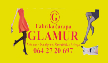 MANUFACTURING OF SOCKS GLAMOUR Kraljevo