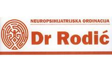 NEUROPSIHIJATRIJSKA ORDINACIJA DR RODIĆ Specijalističke ordinacije Pančevo