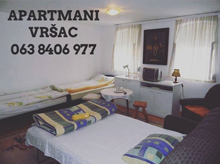 GORDANA STEVANOVIC APARTMENTS - VRSAC Vrsac