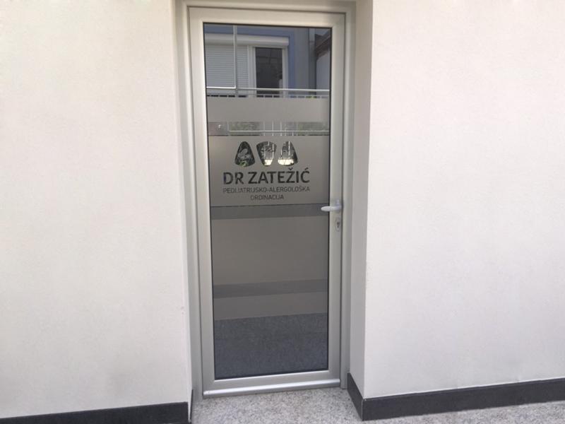 PEDIJATRIJSKO ALERGOLOŠKA ORDINACIJA DR ZATEŽIĆ Specijalističke ordinacije Čačak