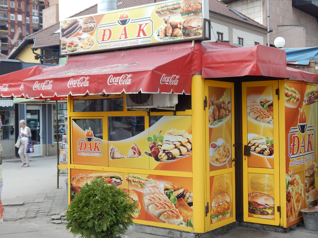 PIZZERIA AND GRILL DJAK Fast food, grill Cacak - Photo 4
