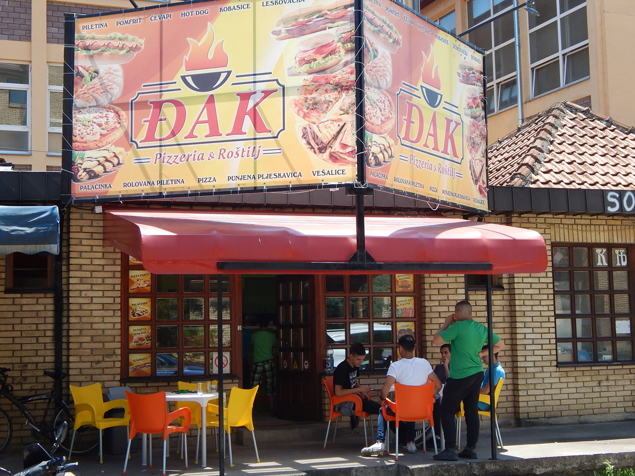 PIZZERIA AND GRILL DJAK Fast food, grill Cacak - Photo 6
