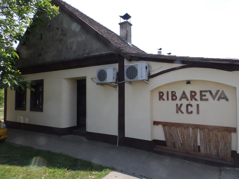 RESTORAN RIBAREVA KĆI Restorani Pančevo