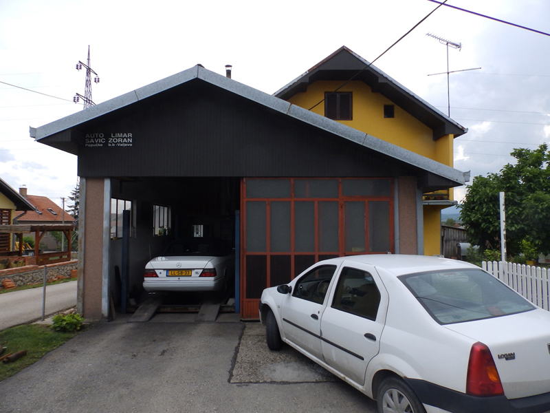 CAR AND EXHAUST PIPE SERVICE Auto services Valjevo