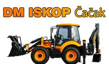 DM ISKOP Građevinske firme i usluge Čačak