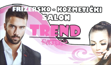 HAIR AND COSMETIC SALON TREND Ivanjica