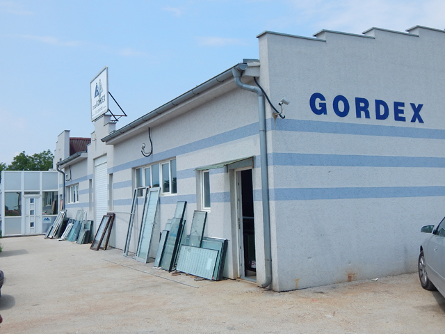 GORDEX DOO Aluminijum i PVC Čačak