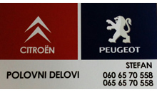 PEUGEOT AND CITROEN CAR PARTS Gornji Milanovac