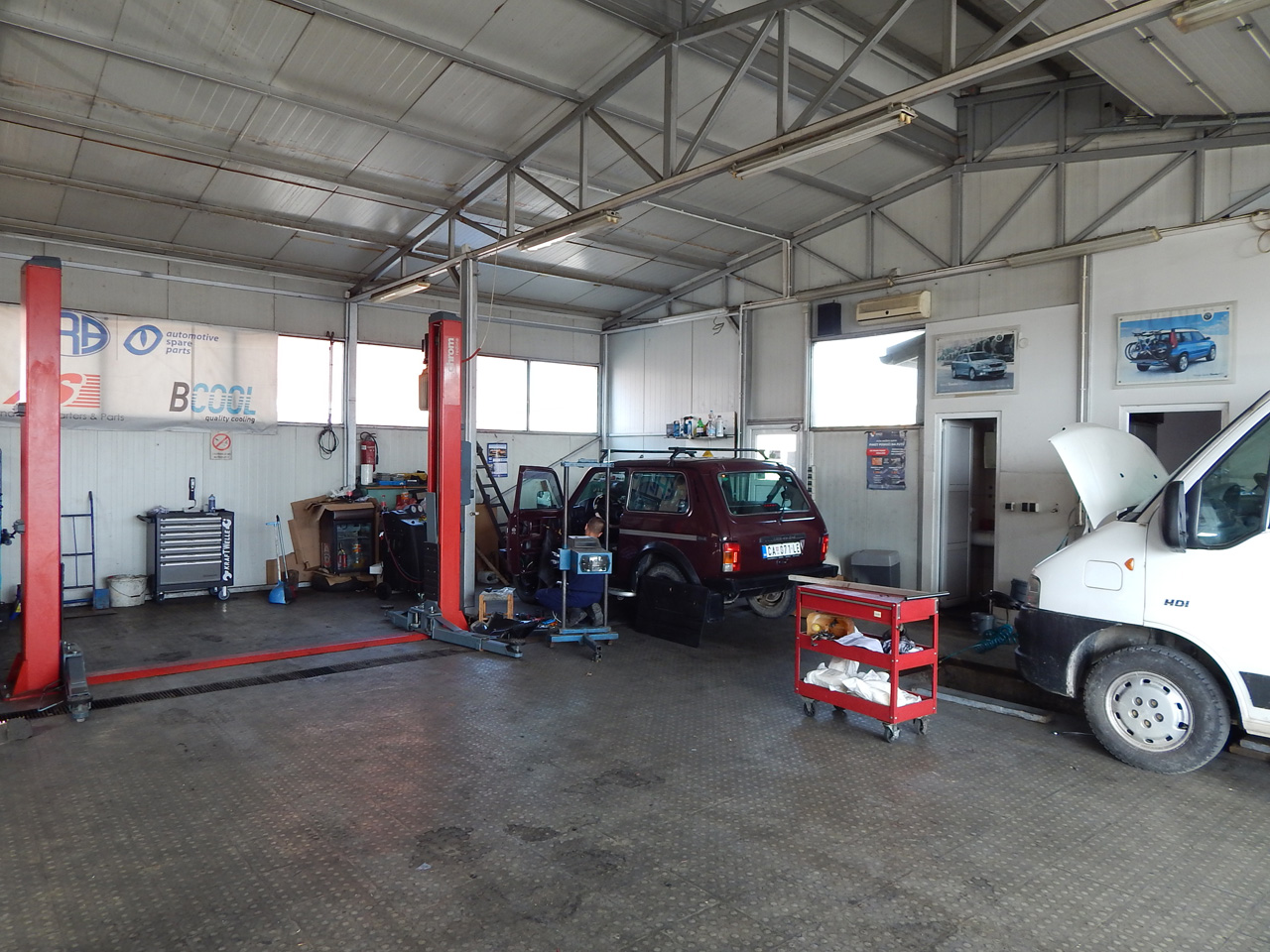 CAR SERVICE CENDO Shipping, road transport Cacak - Photo 2