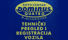 CAR TECHICAL REVIEW DOMINUS