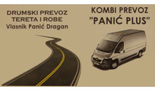 VAN TRANSPORT PANIC PLUS Sabac