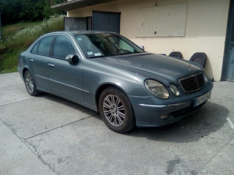 CAR SERVICE AND CAR WASTE MERCEDES LUKA Car scrapyards Osecina - Photo 4