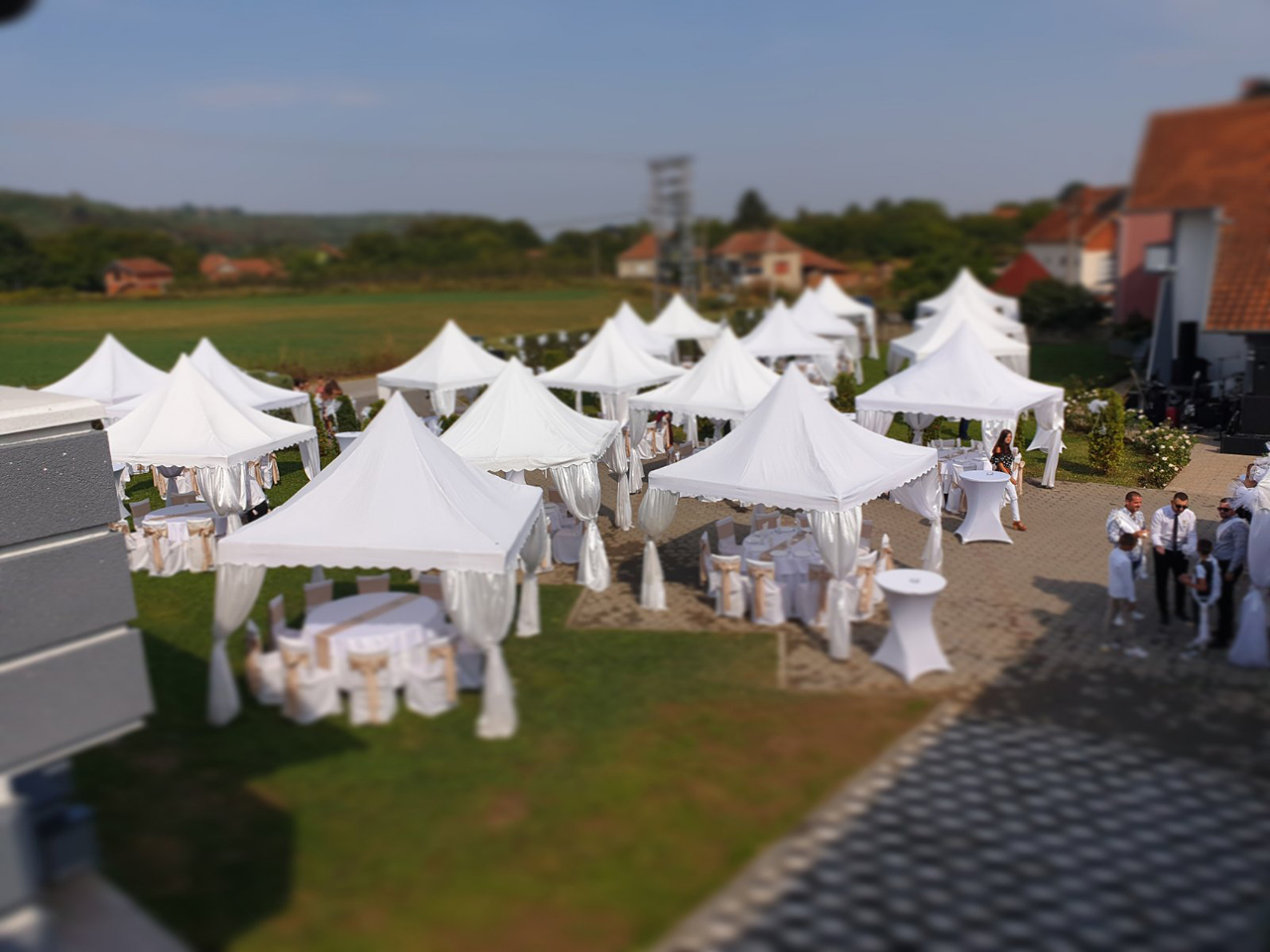 KATHERING MARINKOVIC Tent renting and equipments Kragujevac - Photo 6