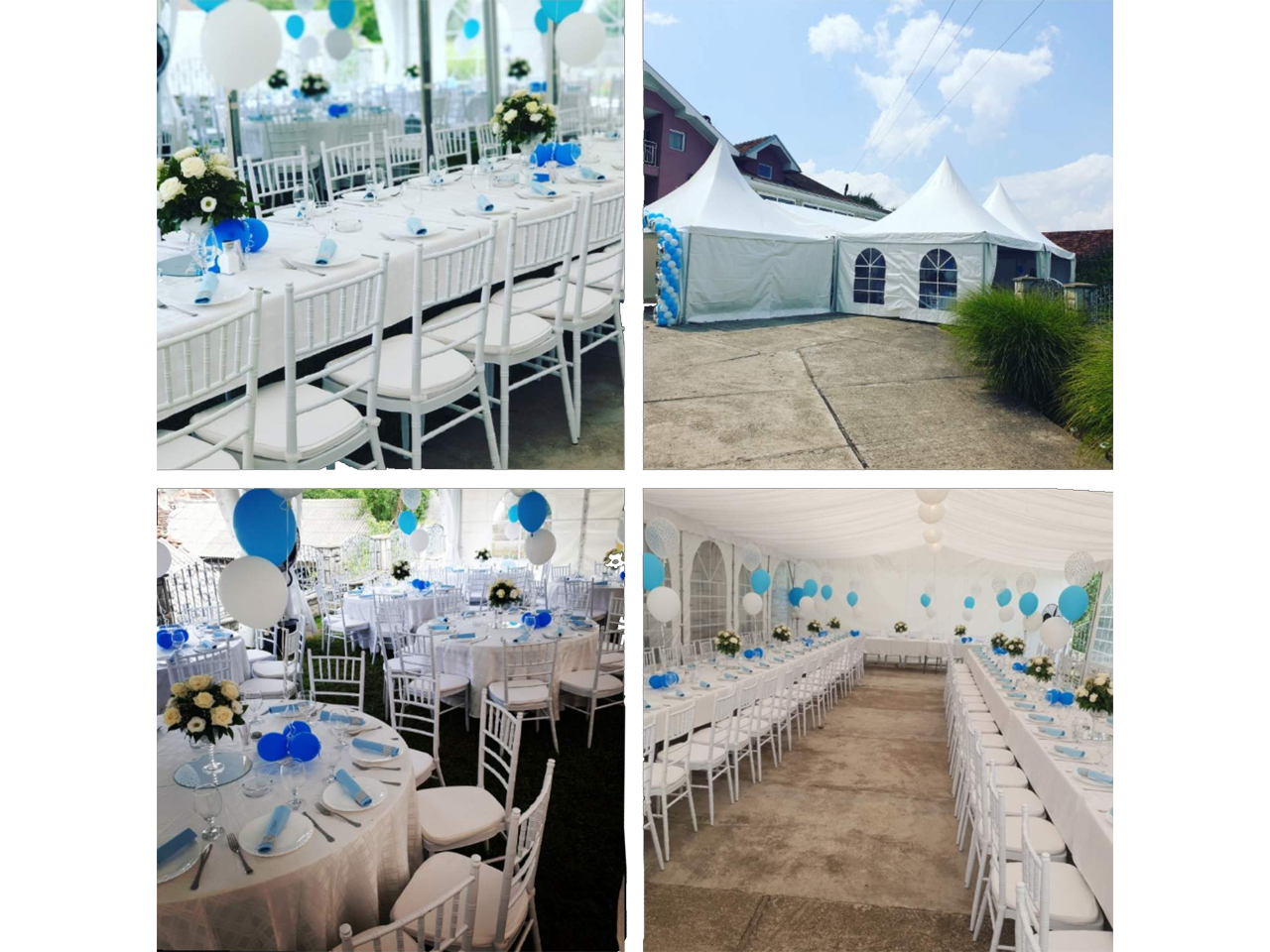 KATHERING MARINKOVIC Tent renting and equipments Kragujevac - Photo 8
