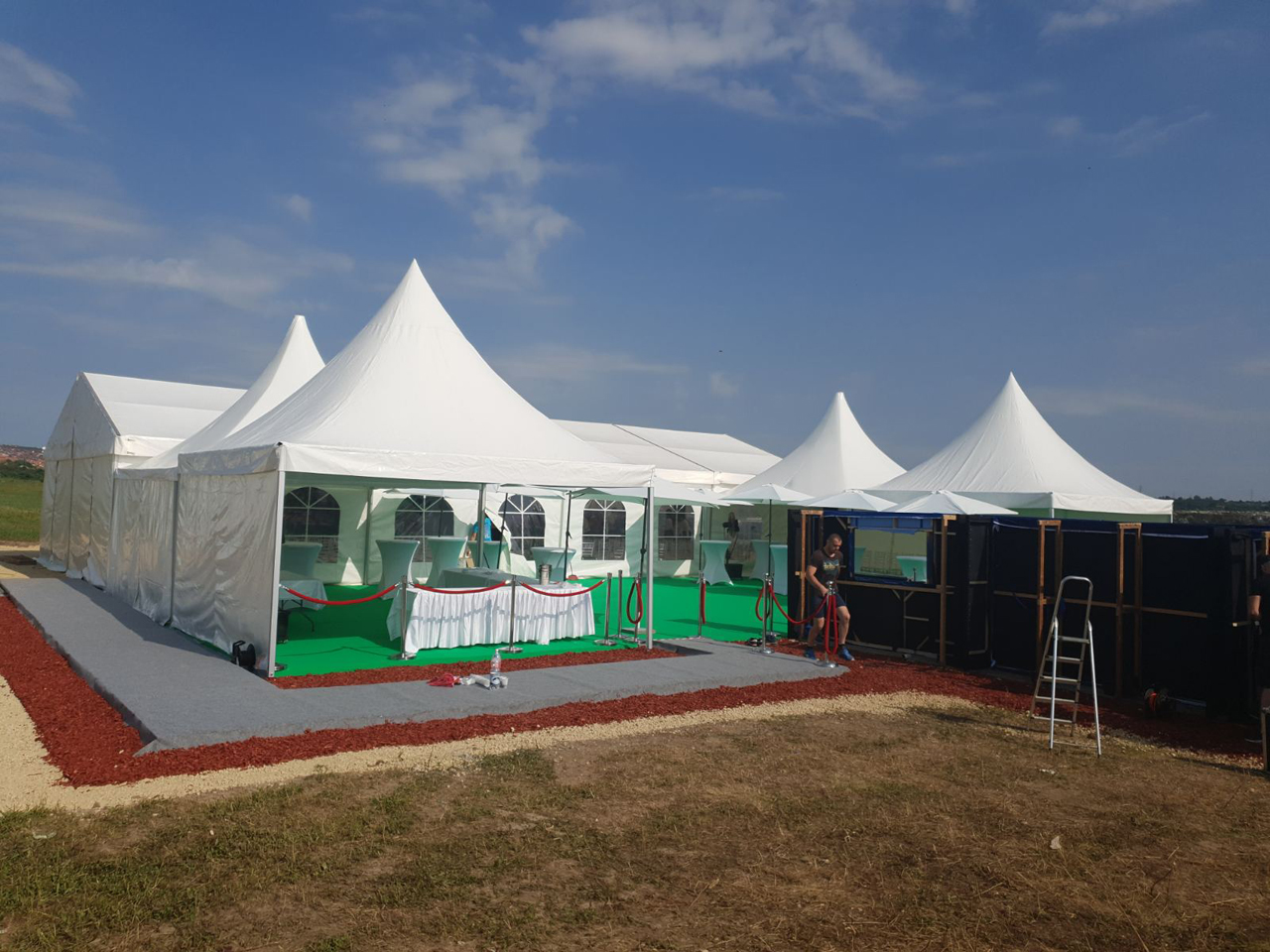 KATHERING MARINKOVIC Tent renting and equipments Kragujevac - Photo 9
