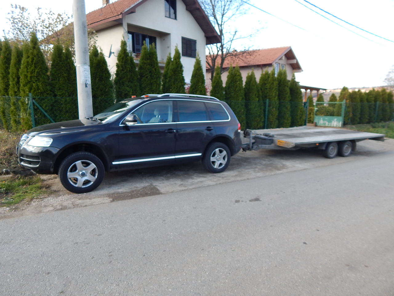 TOWING SERVICE KICA TRANS Towing services Mladenovac - Photo 1