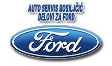 CAR SERVICE BOSILJCIC AND PARTS FORD Uzice