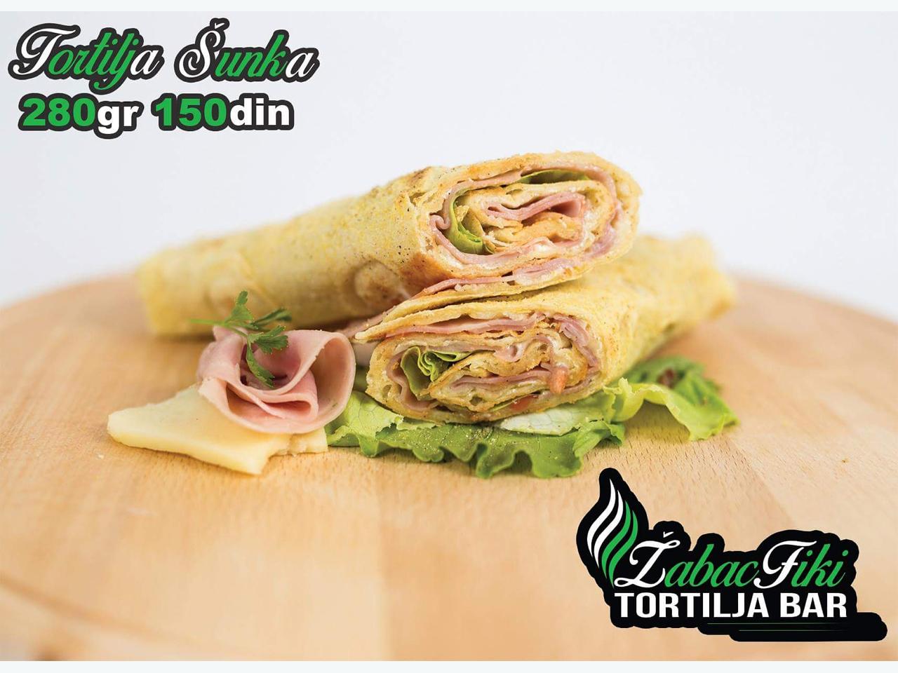 TORTILJA BAR ŽABAC Restorani Niš