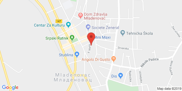 PEDIATRIC ORDINATION MALA MARINA, 1 8.Marta st., Mladenovac