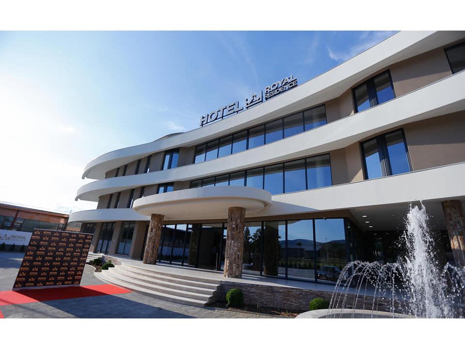 HOTEL ROYAL RESIDENCE DOO Sale za iznajmljivanje Čačak