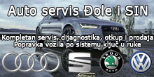 CAR SERVICE DJOLE AND SON Sabac