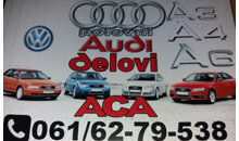 CAR PARTS AND TOWING SERVICE ACA Arandjelovac