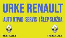 CAR CARWASTE SERVICE AND TOWING SERVICE URKE RENAULT Nis