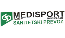 MEDICAL TRANSPORT MEDISPORT FAMILY Novi Pazar