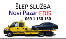 CAR ELECTRINICS END TOWING SERVICE EDIS Novi Pazar