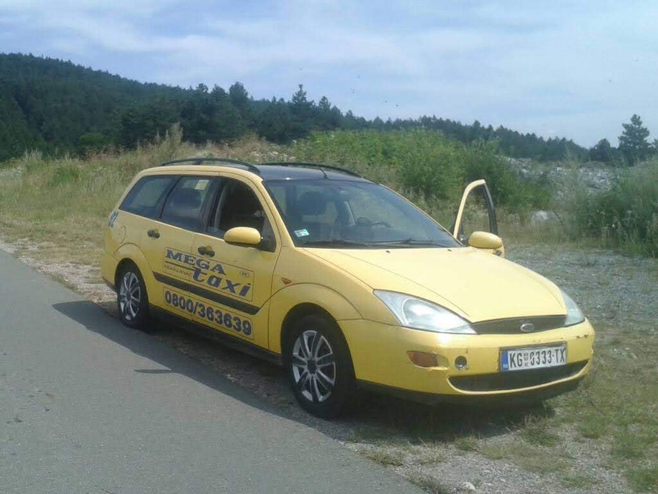 TOWING SERVICE AND TAXI BAGY TAXI services Kragujevac - Photo 8