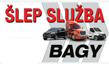 TOWING SERVICE AND TAXI BAGY Kragujevac