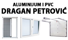 ALU END PVC DRAGAN PETROVIC Novi Sad