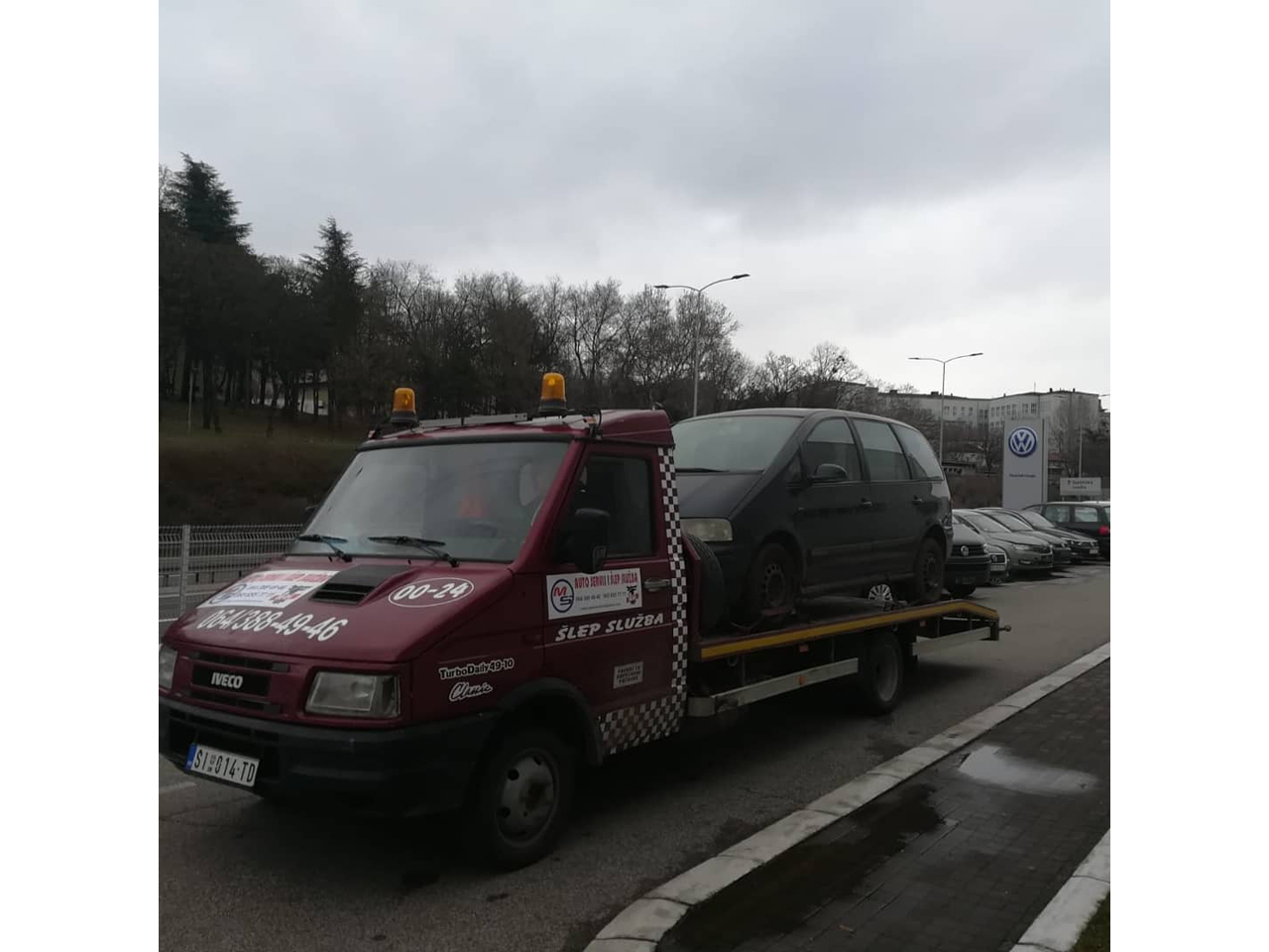MS TOWING SERVICE Auto wastes Smederevo - Photo 2