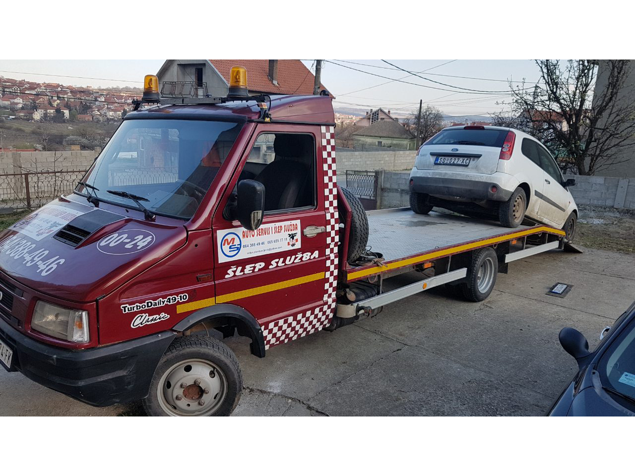MS TOWING SERVICE Auto wastes Smederevo - Photo 3
