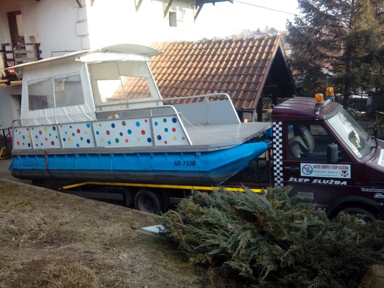 MS TOWING SERVICE Auto wastes Smederevo - Photo 9