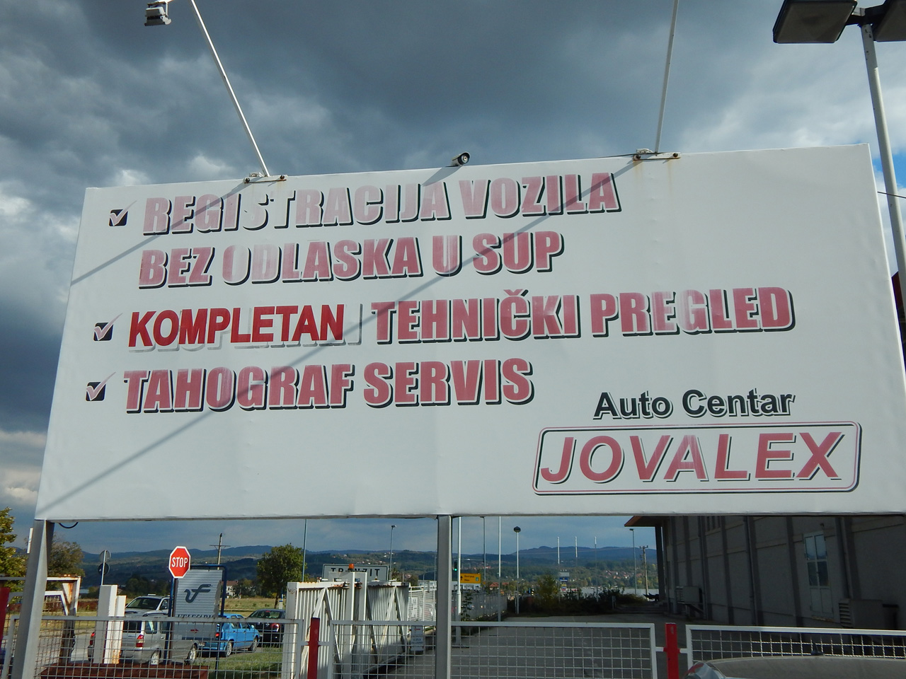 CAR CENTER JOVALEX LTD Second hand car shops Kragujevac - Photo 1