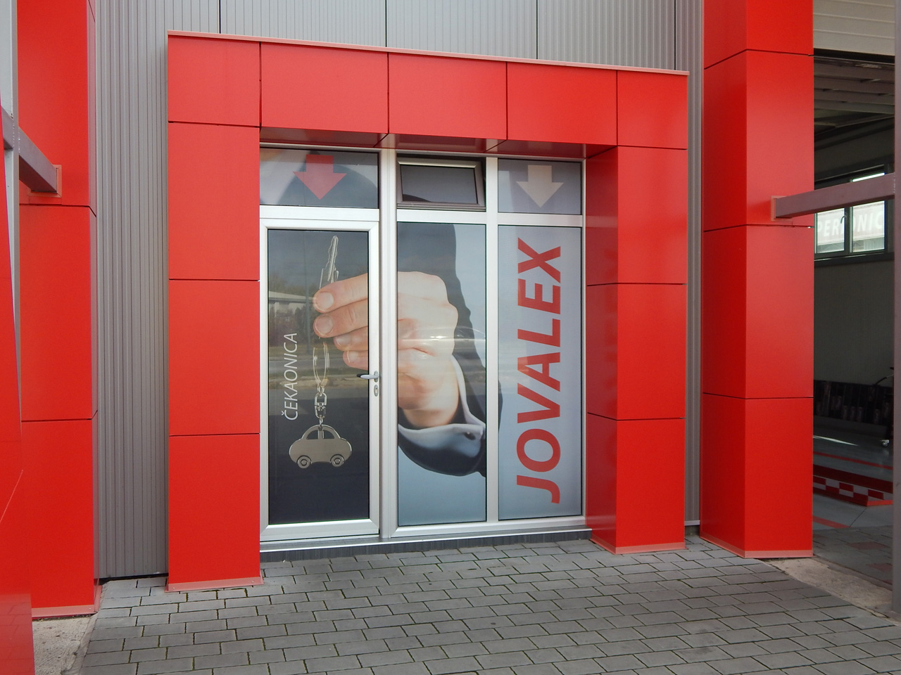 CAR CENTER JOVALEX LTD Second hand car shops Kragujevac - Photo 5