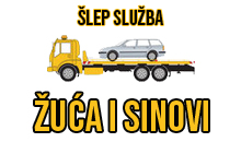 TOWING SERVICE ZUCA AND SON Lazarevac
