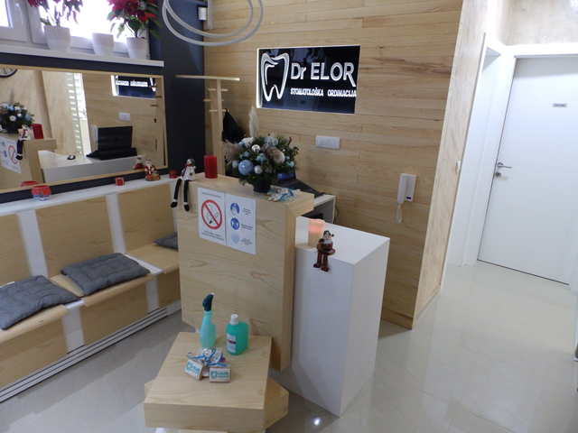 DENTAL OFFICE DR ELOR Dental clinics Sremska Mitrovica - Photo 3