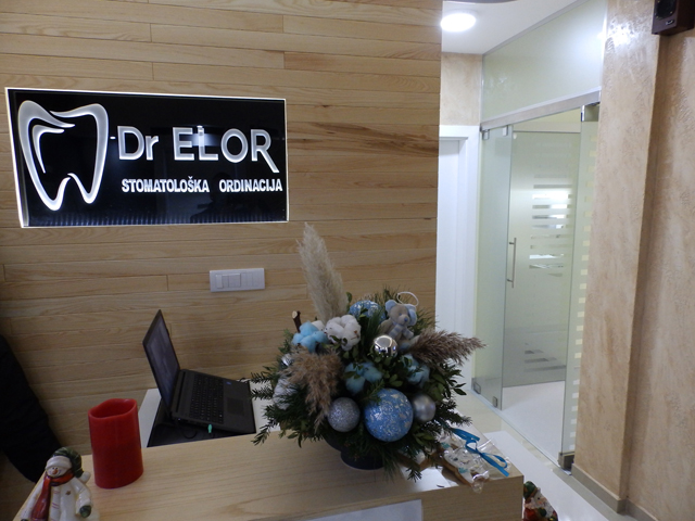 DENTAL OFFICE DR ELOR Dental clinics Sremska Mitrovica - Photo 4