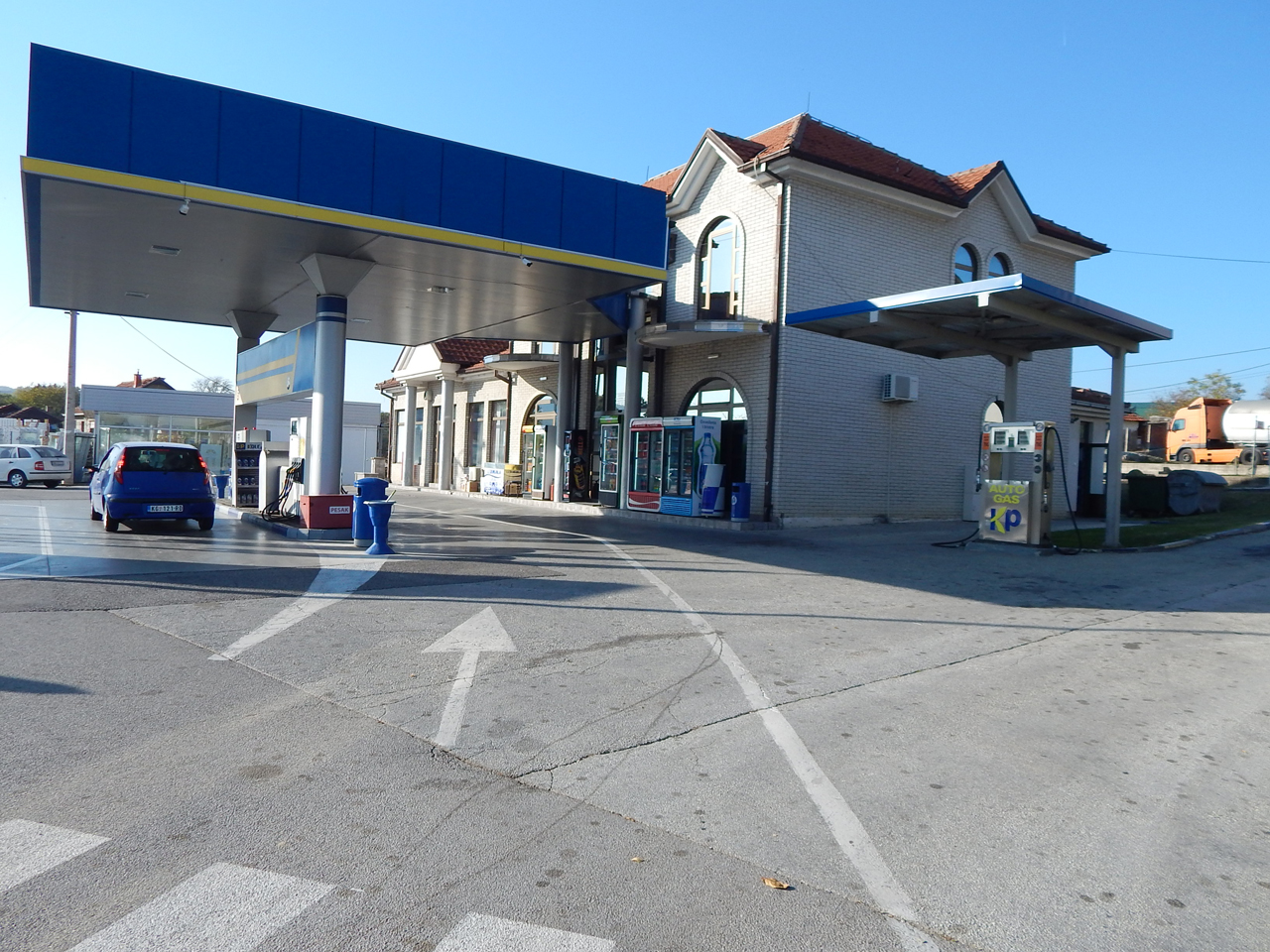 KOLE PETROL Vehicle registration and testing Kragujevac - Photo 2