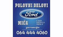AUTO OTPAD FORD I MAZDA Polovni auto delovi Šabac