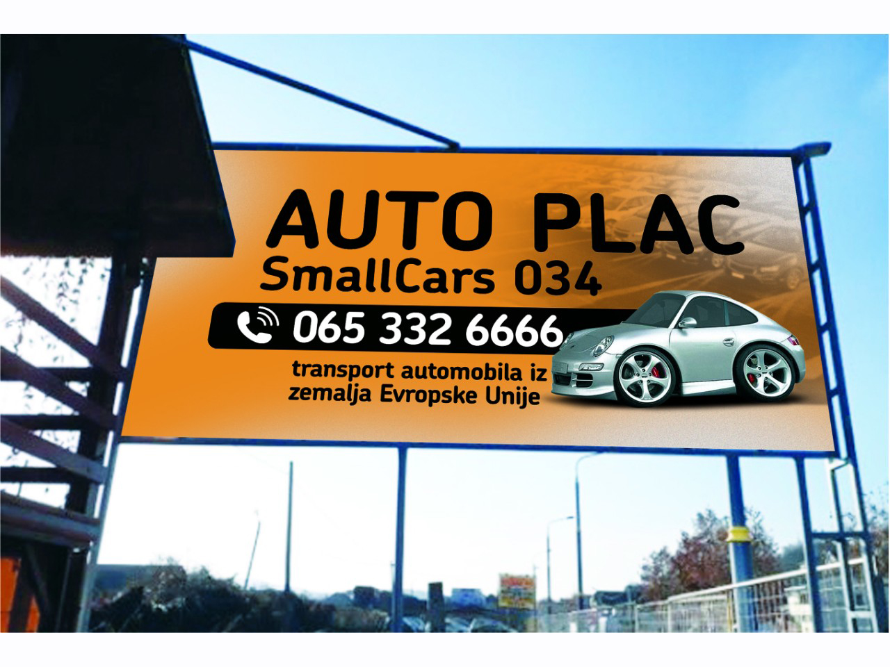 SMALL CARS 034 Second hand car shops Kragujevac - Photo 3