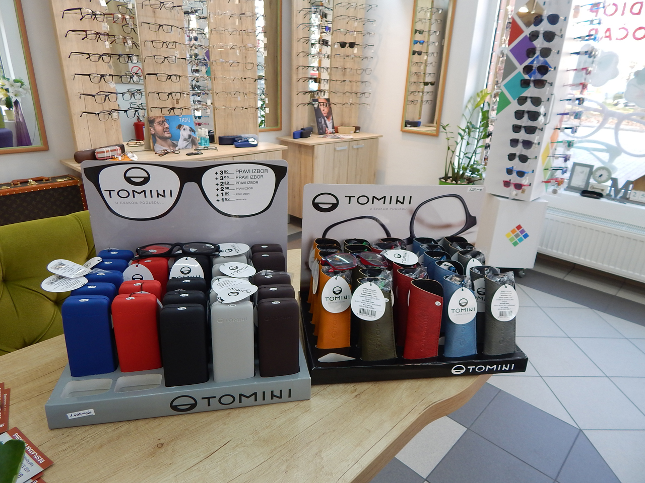 VIZION M OPTIKA Optic shops Cacak - Photo 5