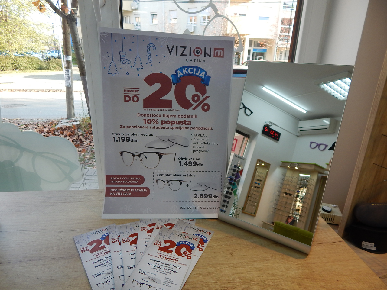VIZION M OPTIKA Optic shops Cacak - Photo 6
