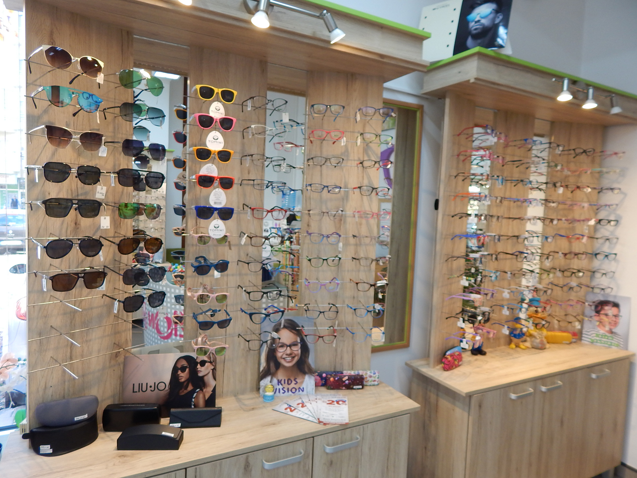 VIZION M OPTIKA Optic shops Cacak - Photo 7