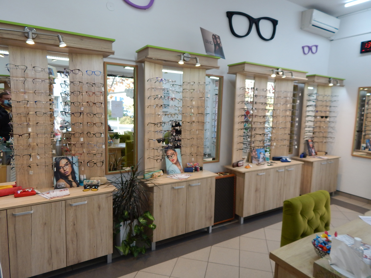 VIZION M OPTIKA Optic shops Cacak - Photo 8