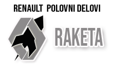 CAR PARTS RENAULT RAKETA Ruma