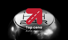 CAR PARTS TOP CENA Sabac